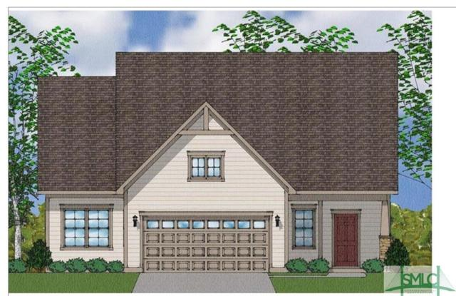 105 Rosamund Road, Pooler, GA 31322 (MLS #186094) :: Coastal Savannah Homes