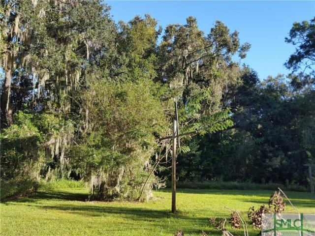 9931 Whitefield, Savannah, GA 31406 (MLS #186096) :: The Arlow Real Estate Group