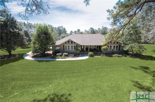 110 Twin Oak Circle, Guyton, GA 31312 (MLS #186119) :: Coastal Savannah Homes