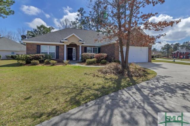 8 Patriot Drive, Richmond Hill, GA 31324 (MLS #186126) :: Karyn Thomas