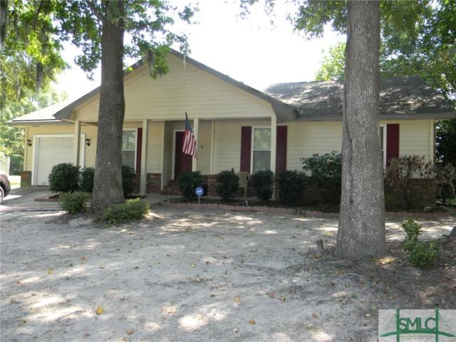 9 Goldfinch Court E, Savannah, GA 31419 (MLS #186137) :: The Arlow Real Estate Group