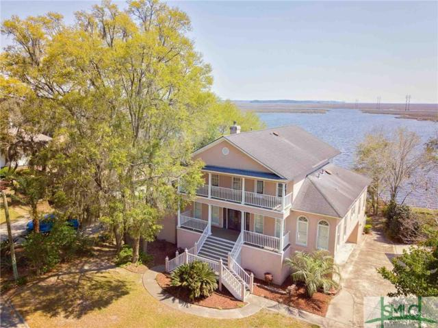31 Cove Drive, Savannah, GA 31419 (MLS #186140) :: McIntosh Realty Team