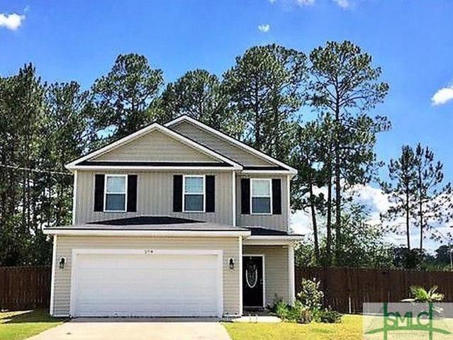 279 SE Hendrix Street NE, Ludowici, GA 31316 (MLS #186148) :: Coastal Savannah Homes
