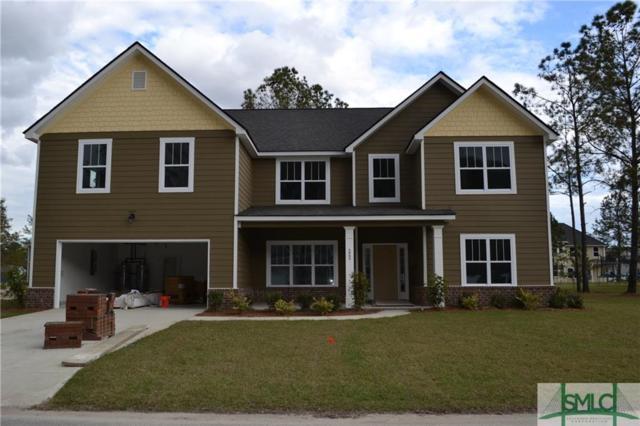 222 Cypress Lakes Drive, Bloomingdale, GA 31302 (MLS #186169) :: The Arlow Real Estate Group