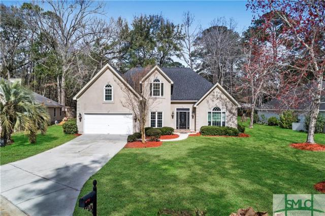 54 Cove Drive, Savannah, GA 31419 (MLS #186180) :: The Arlow Real Estate Group