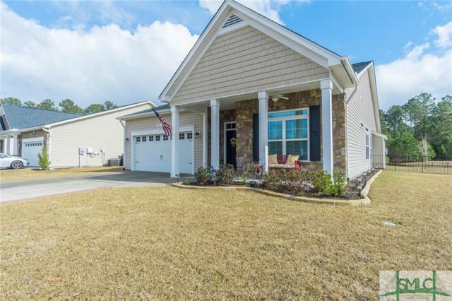 22 White Crescent Circle, Hardeeville, SC 29936 (MLS #186205) :: Coastal Savannah Homes
