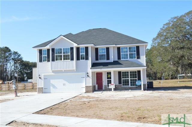 25 Penny Court, Allenhurst, GA 31301 (MLS #186208) :: Coastal Savannah Homes