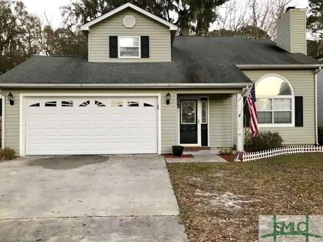 114 Saint Ives Drive, Savannah, GA 31419 (MLS #186221) :: Partin Real Estate Team at Luxe Real Estate Services