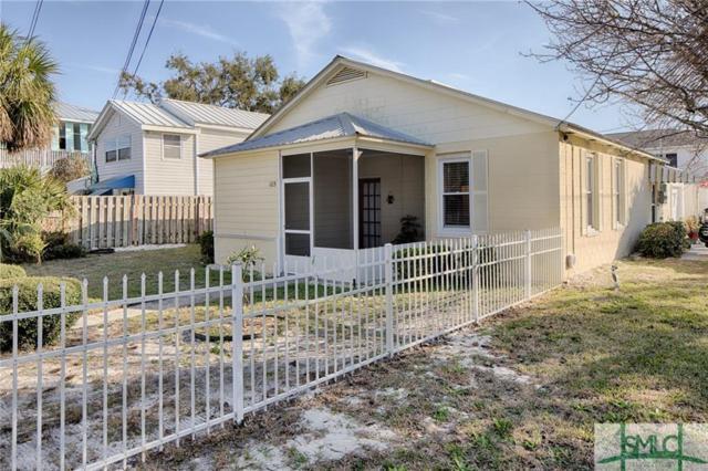 105 9th Street, Tybee Island, GA 31328 (MLS #186228) :: Coastal Savannah Homes