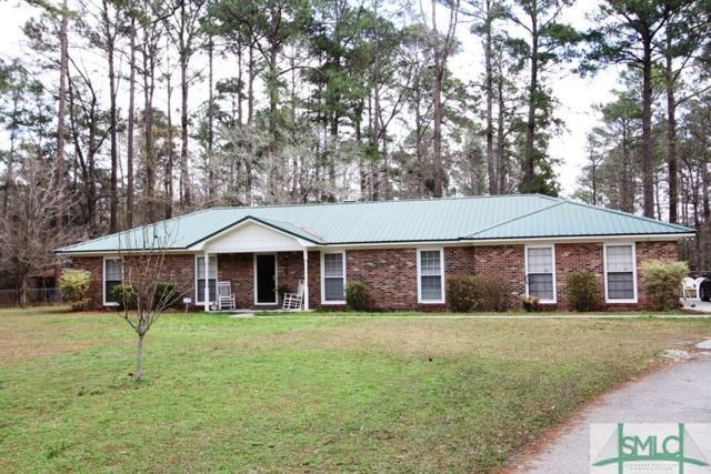 352 Oak Hampton Road, Fleming, GA 31309 (MLS #186229) :: Coastal Savannah Homes