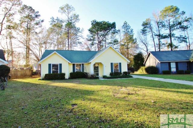 11 W Sagebrush Lane, Savannah, GA 31419 (MLS #186230) :: Coastal Savannah Homes