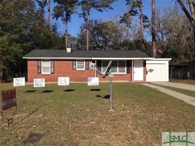 8511 E Cresthill Avenue E, Savannah, GA 31406 (MLS #186235) :: Karyn Thomas
