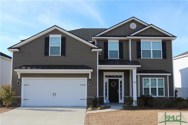 425 Sunbury Drive, Richmond Hill, GA 31324 (MLS #186239) :: Karyn Thomas