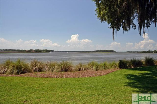 11 Back River Circle, Savannah, GA 31411 (MLS #186256) :: The Arlow Real Estate Group