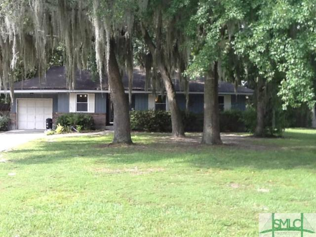 1 Cambridge Court, Savannah, GA 31419 (MLS #186276) :: Heather Murphy Real Estate Group