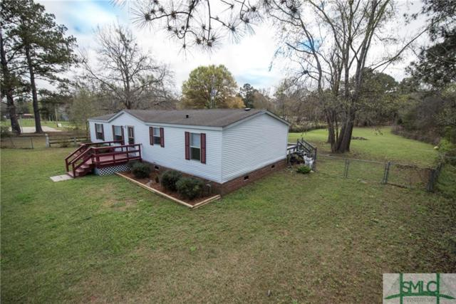 1695 Limerick Road, Midway, GA 31320 (MLS #186340) :: The Arlow Real Estate Group