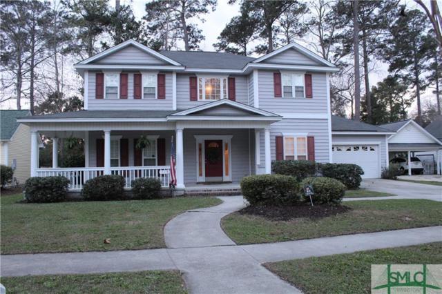 119 Cherryfield Lane, Savannah, GA 31419 (MLS #186359) :: Karyn Thomas
