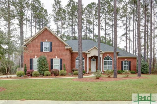 122 Sweetwater Circle, Rincon, GA 31326 (MLS #186364) :: Coastal Savannah Homes