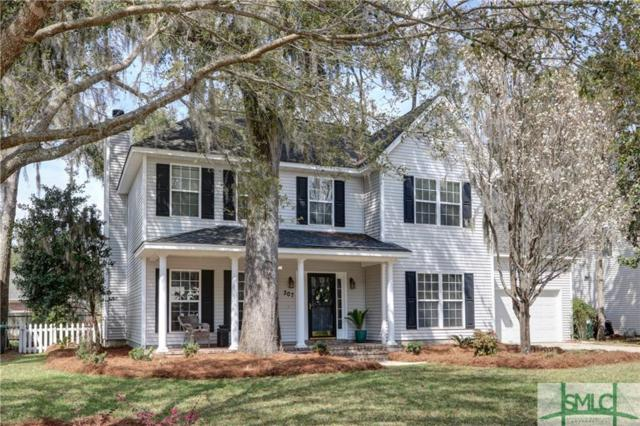 307 W Olde Towne Road, Savannah, GA 31410 (MLS #186378) :: Karyn Thomas
