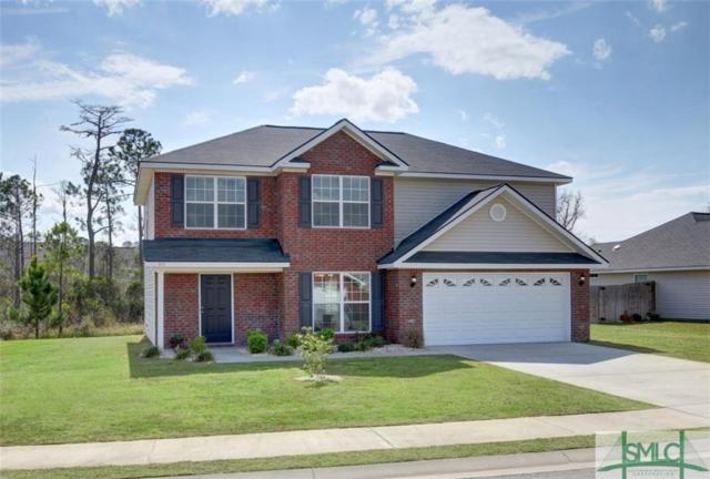 511 Wyckfield Way, Hinesville, GA 31313 (MLS #186392) :: Coastal Savannah Homes