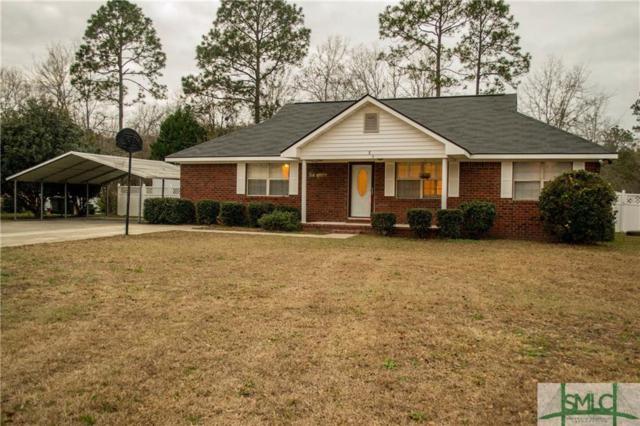 86 Pamela Drive, Allenhurst, GA 31301 (MLS #186415) :: Coastal Savannah Homes