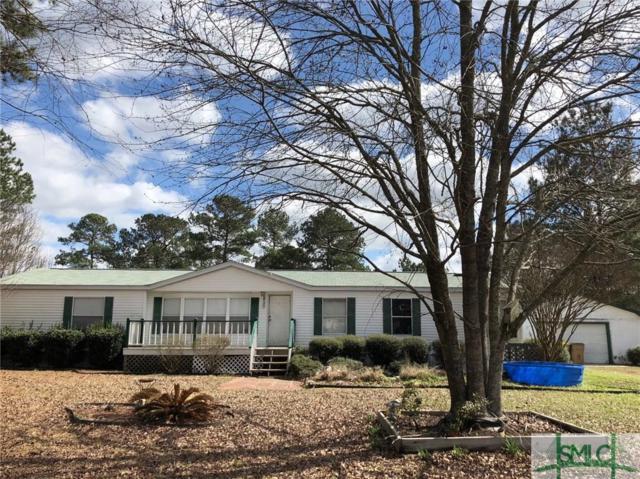 114 Conifer Drive, Guyton, GA 31312 (MLS #186478) :: The Arlow Real Estate Group
