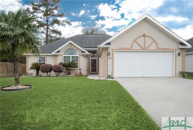 783 Laurel Hill Circle, Richmond Hill, GA 31324 (MLS #186542) :: The Arlow Real Estate Group