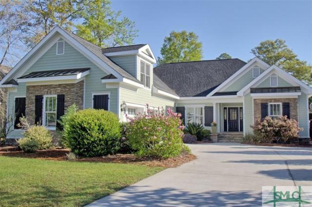 214 Spanton Crescent, Pooler, GA 31322 (MLS #186543) :: Coastal Savannah Homes