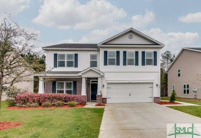 134 Magnolia Drive, Pooler, GA 31322 (MLS #186559) :: The Arlow Real Estate Group