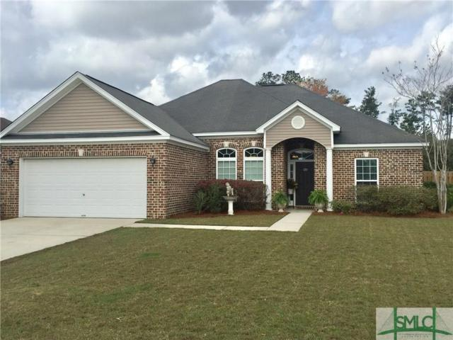 120 Willow Point Circle, Pooler, GA 31407 (MLS #186585) :: The Robin Boaen Group