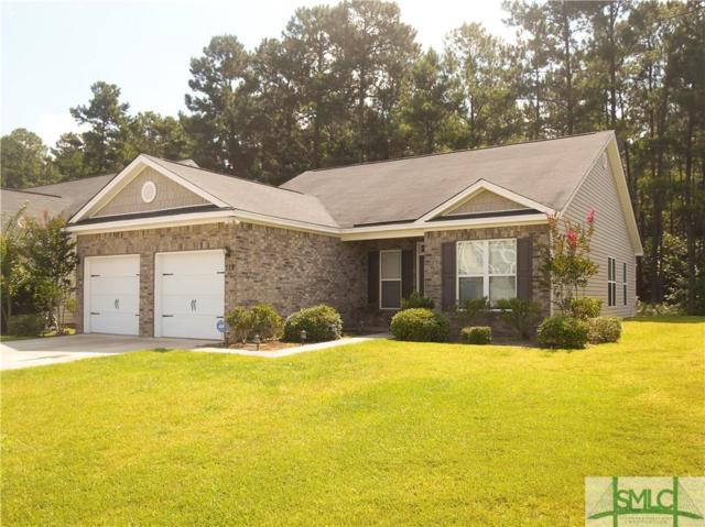 119 Pine View Crossing, Pooler, GA 31322 (MLS #186594) :: Coastal Savannah Homes