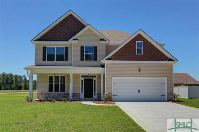 127 Green Paddock, Guyton, GA 31312 (MLS #186611) :: Coastal Savannah Homes