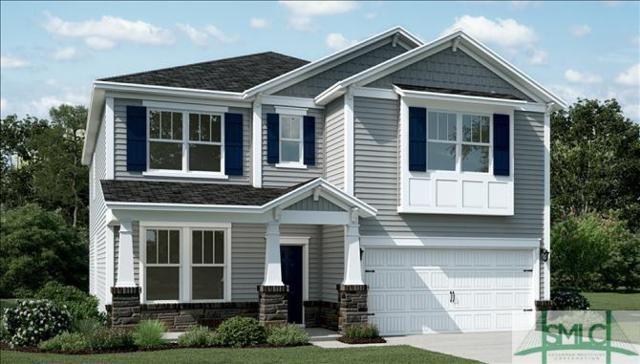 109 Savanna Drive, Pooler, GA 31322 (MLS #186633) :: Karyn Thomas