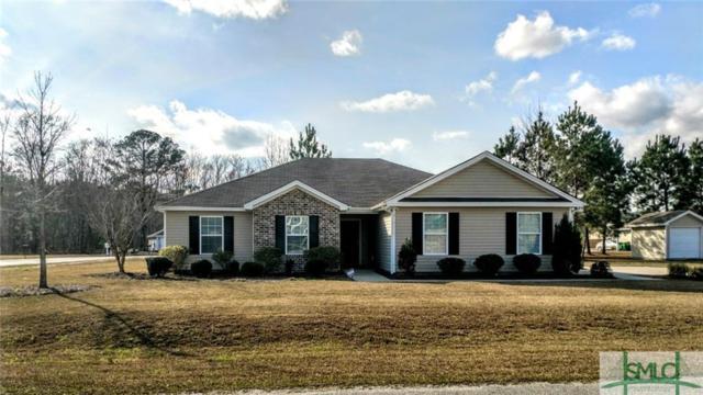 1 Winston Drive, Guyton, GA 31312 (MLS #186680) :: The Arlow Real Estate Group