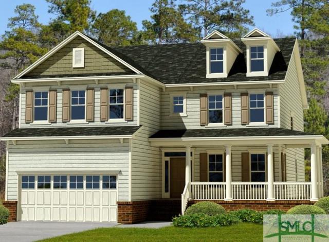 257 Harmony Boulevard, Pooler, GA 31322 (MLS #186693) :: The Arlow Real Estate Group