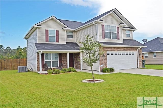 211 Noble Crest Crescent, Hinesville, GA 31313 (MLS #186705) :: The Arlow Real Estate Group