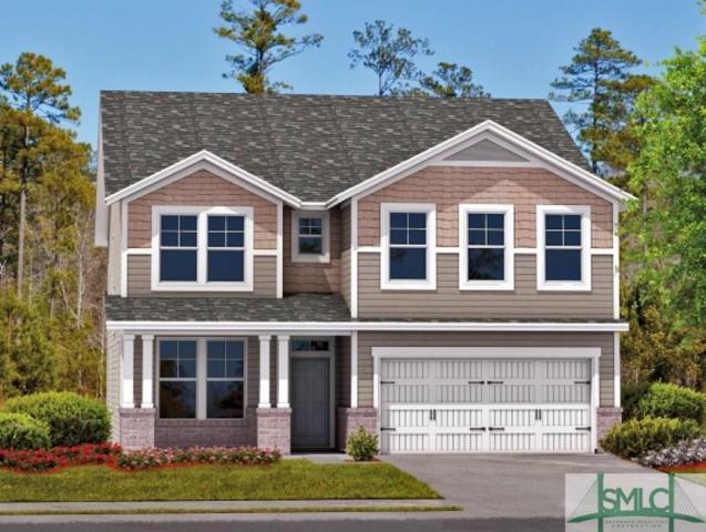 260 Harmony Boulevard, Pooler, GA 31322 (MLS #186709) :: The Arlow Real Estate Group
