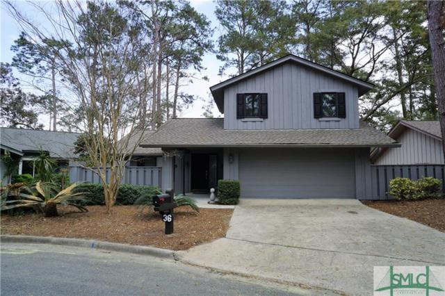 36 Village Green Circle, Savannah, GA 31411 (MLS #186739) :: The Robin Boaen Group