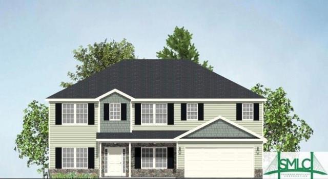 289 Timberland Circle, Richmond Hill, GA 31324 (MLS #186746) :: Coastal Savannah Homes