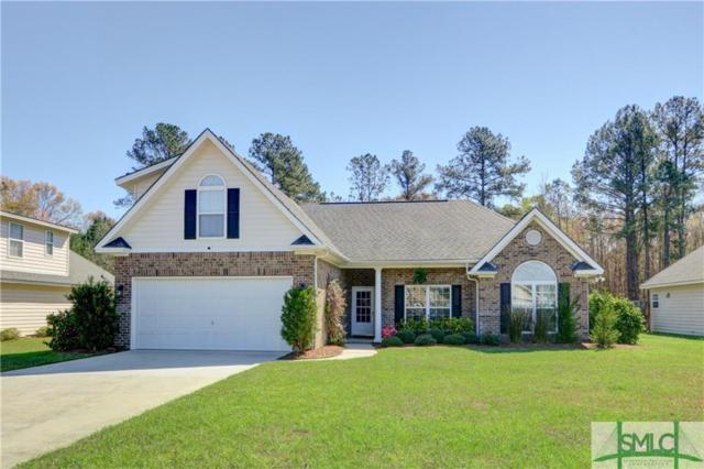 131 Fire Thorn Lane, Pooler, GA 31322 (MLS #186765) :: Coastal Savannah Homes