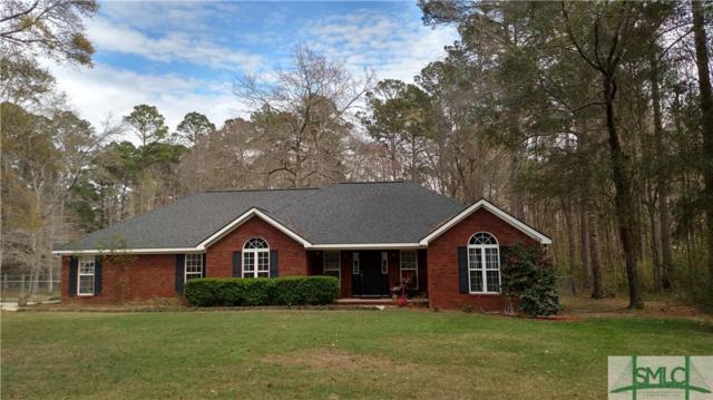1828 Beaver Creek Lane, Statesboro, GA 30458 (MLS #186797) :: The Arlow Real Estate Group