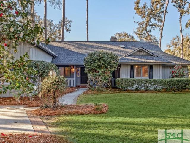 30 Magnolia Crossing, Savannah, GA 31411 (MLS #186799) :: The Arlow Real Estate Group