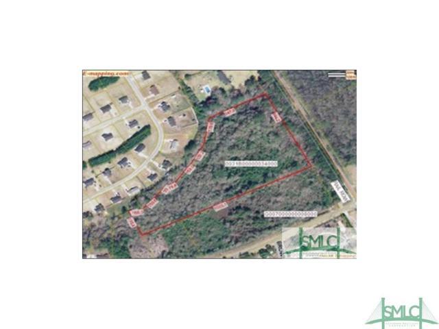 0 Del A Rae Circle, Guyton, GA 31312 (MLS #186841) :: The Randy Bocook Real Estate Team