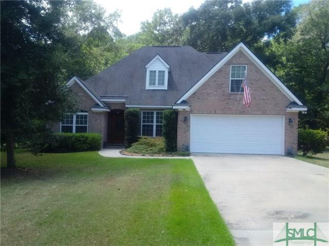 198 Coldbrook Court, Rincon, GA 31326 (MLS #186902) :: Coastal Savannah Homes