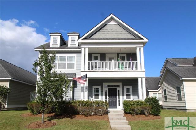 225 Clearwater Circle, Port Wentworth, GA 31407 (MLS #186903) :: The Arlow Real Estate Group