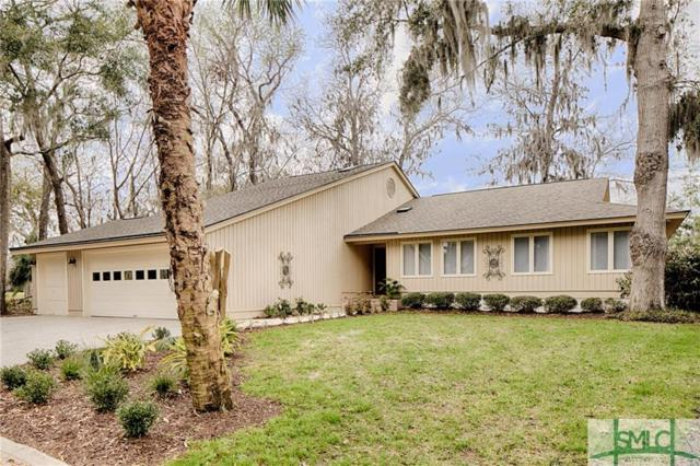 15 Hobcaw Lane, Savannah, GA 31411 (MLS #186965) :: The Arlow Real Estate Group