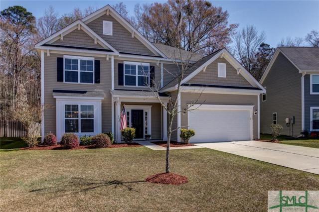 322 Casey Drive, Pooler, GA 31322 (MLS #186995) :: Coastal Savannah Homes