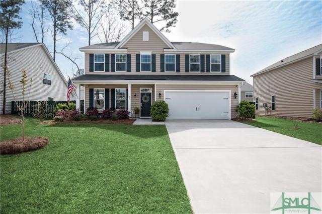 55 Glen Way, Richmond Hill, GA 31324 (MLS #187005) :: The Arlow Real Estate Group