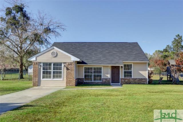 105 Live Oak Circle, Rincon, GA 31326 (MLS #187035) :: Coastal Savannah Homes