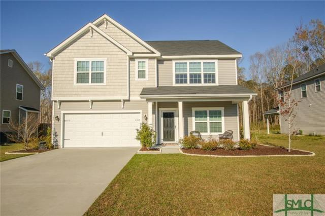 120 Richmond Walk Drive, Richmond Hill, GA 31324 (MLS #187048) :: Karyn Thomas